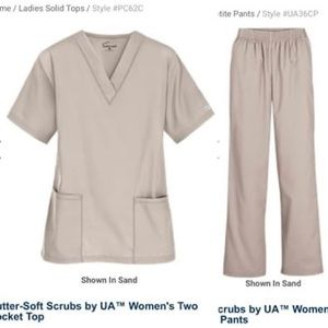 Uniform Advantage Scrubs Petite size Large